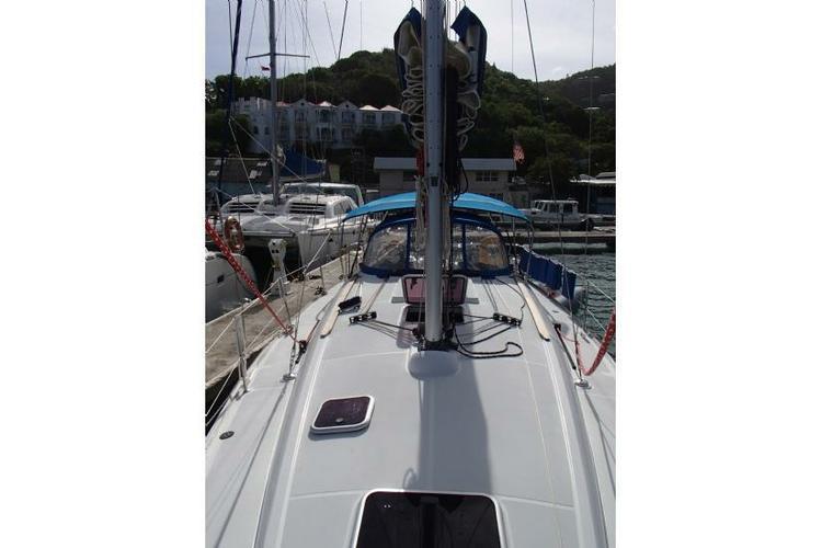 Boat for rent Jeanneau 39.0 feet in Fort Burt Marina, British Virgin Islands