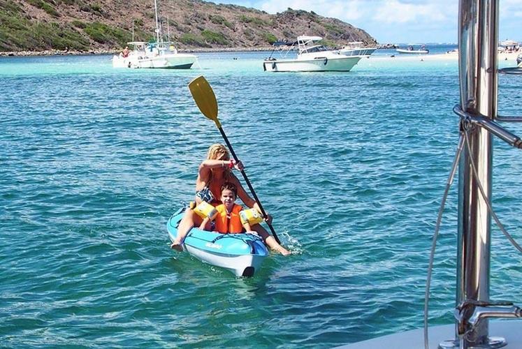 Catamaran boat rental in Soper's Hole Wharf & Marina, British Virgin Islands
