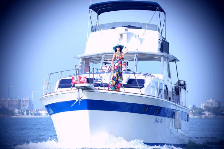 Motor yacht boat rental in Captain Joe's Boat Rental, FL