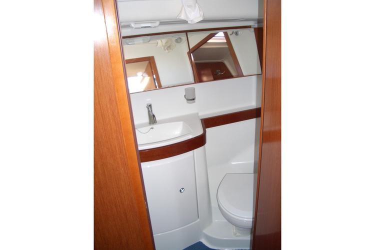 Boat for rent Beneteau 40.0 feet in Marina di Punta Ala, Italy