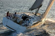 Set sail around the Greek islands with this beautiful yacht