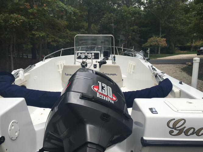 Boating is fun with a Center console in East Hampton