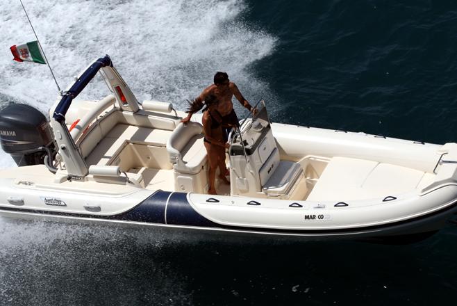 Cruising the Aegean Sea