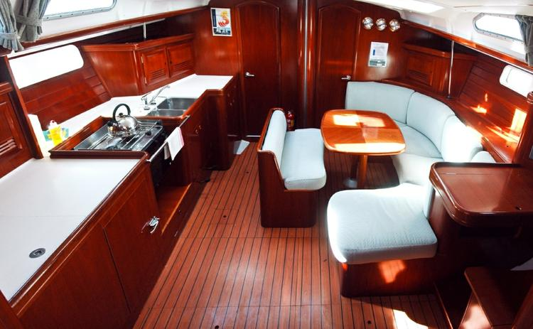 Beneteau boat for rent in Sant Antoni De Portmany