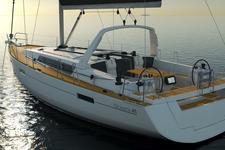 Sail around Croatia on this beautiful Oceanis 41