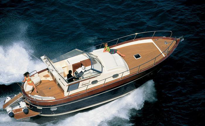 Enjoy Porto-Vecchio on this beautiful yacht