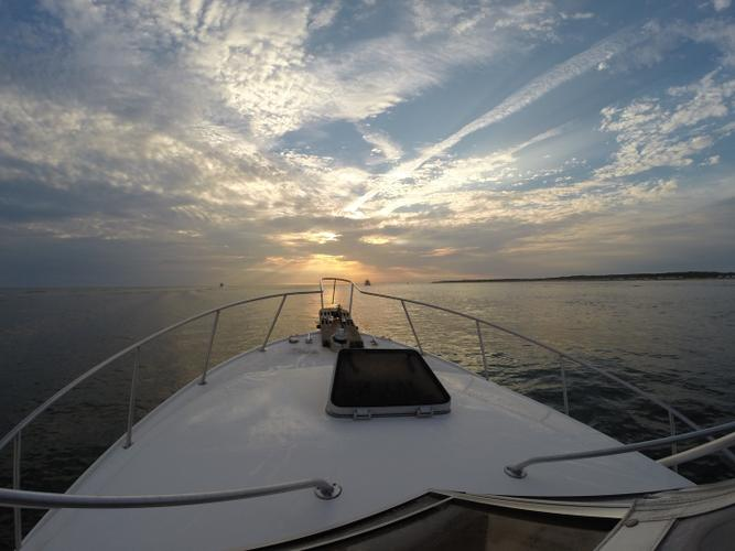 Performance fishing boat rental in Port Chester, NY
