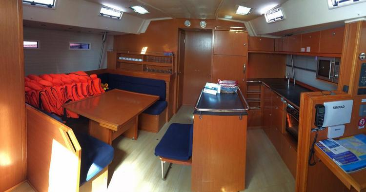 Discover Split region surroundings on this Bavaria Cruiser 55 Bavaria Yachtbau boat