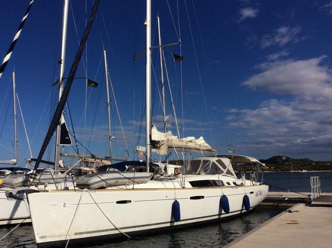 Sail the waters of Balearic Islands on this comfortable Bénétea