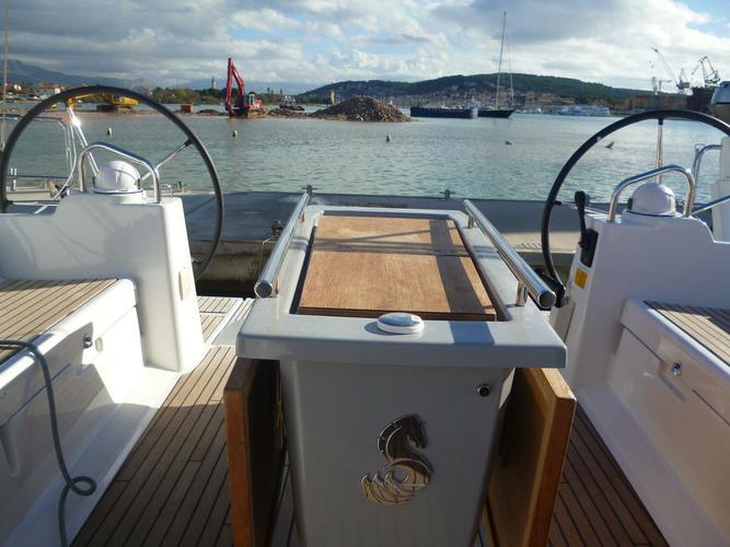 Boat for rent Bénéteau 46.0 feet in Yachtclub Seget (Marina Baotić), Seget Donji, Croatia