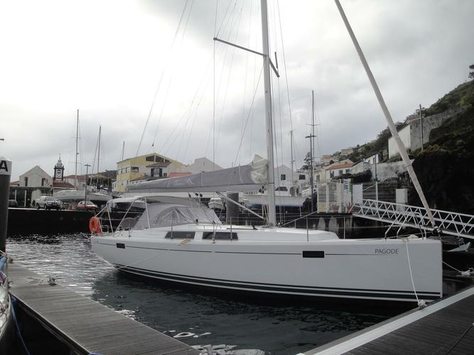 Hanse Yachts boat for rent in Azores
