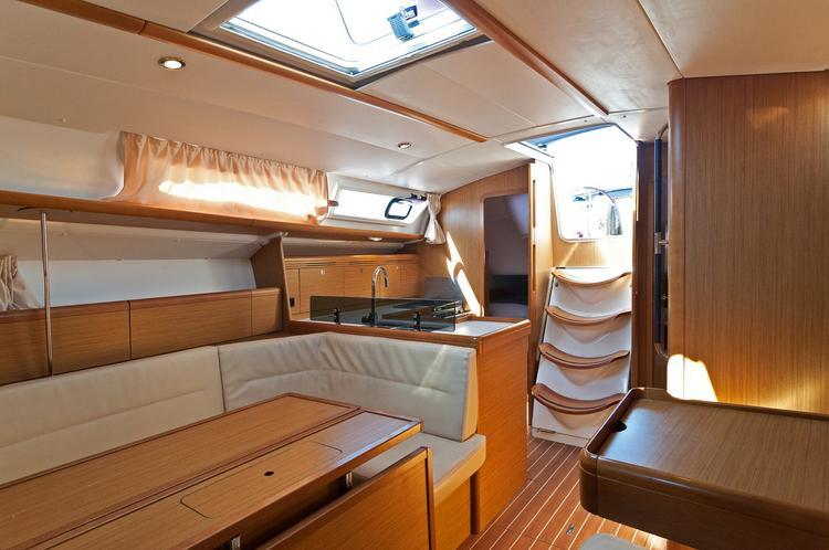 Boat for rent Jeanneau 38.0 feet in Marina Split - ACI , Croatia