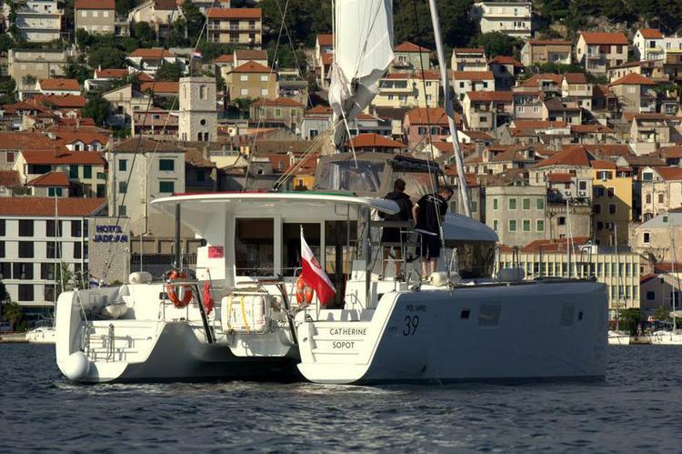 Boat for rent Lagoon-Bénéteau 38.0 feet in Marina Mandalina, Sibenik, Croatia