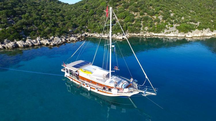 Unknown's 52.0 feet in Mediterranean