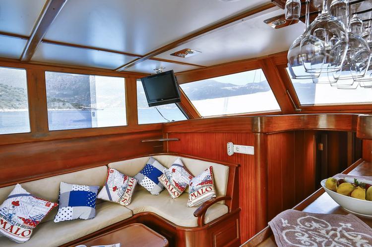 Boat for rent Unknown 52.0 feet in Kas Marina, Turkey