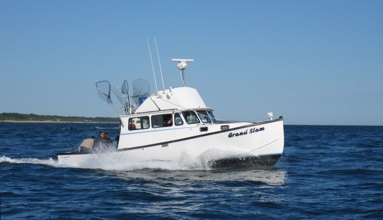 Fish Montauk on this one of a kind boat