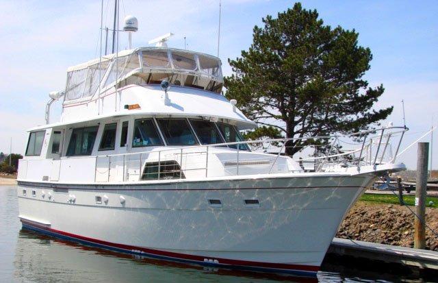 Cruise the Massachusetts in a luxury yacht!