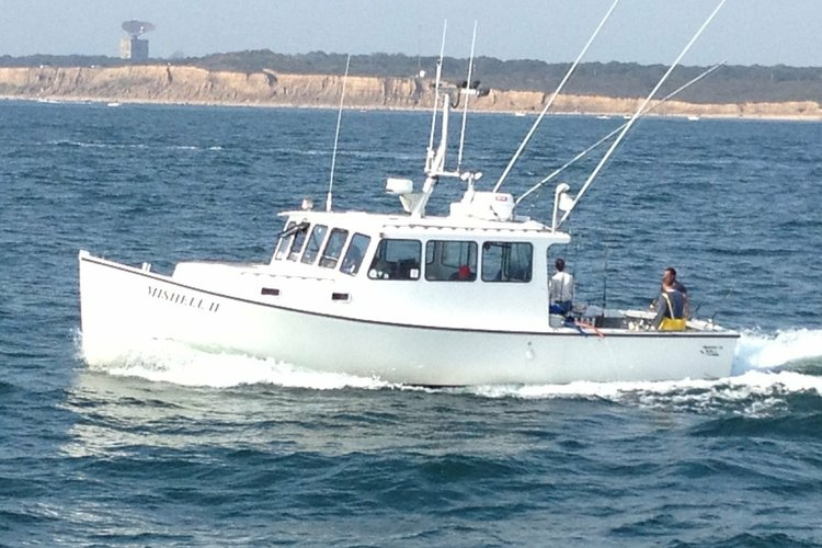 Fish Montauk in the one of the best boats in the harbor!