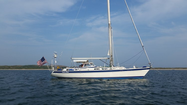 Sail NYC on this World renowned luxurious passagemaker