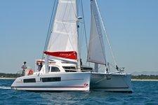 Sail St. Vincent on this stunning Catana 42 Catamaran