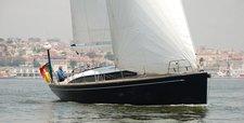 Fully built carbon Yacht