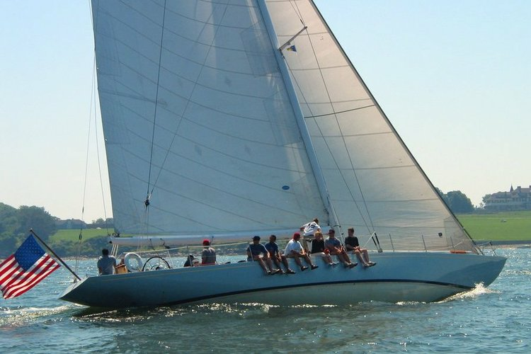 Enjoy this 1958 America's Cup Champion Boat!