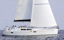 Sail this stunning Sun Odyssey 39i around Marseille