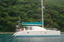 Sail on our catamaran in the carribbean