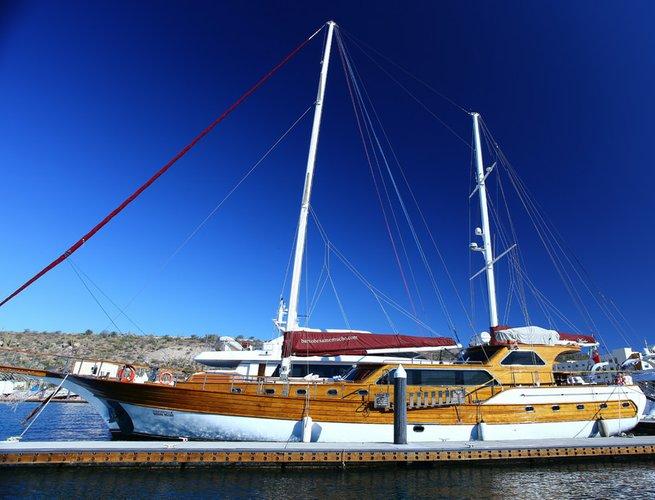 Experience La Paz Aboard this excellent ship
