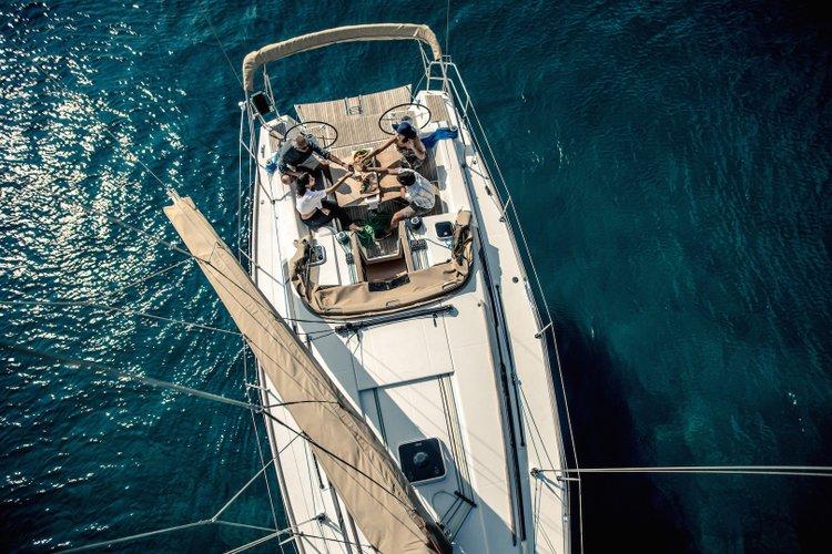 Dufour boat for rent in Ponta Delgada