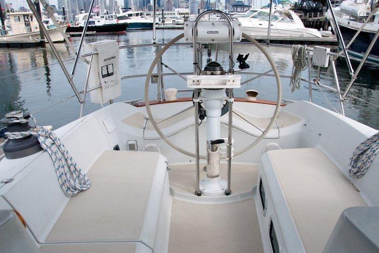 Boat rental in Jersey City, NJ