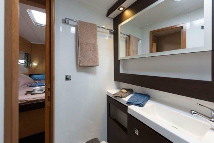 Catamaran boat for rent in Key West