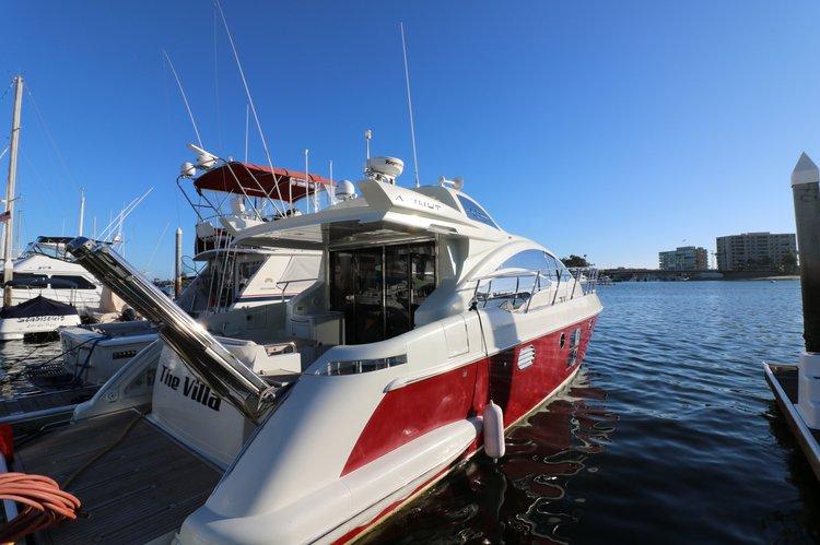 Boat for rent 43 Azimut 43.0 feet in Newport Beach Yacht Club, CA
