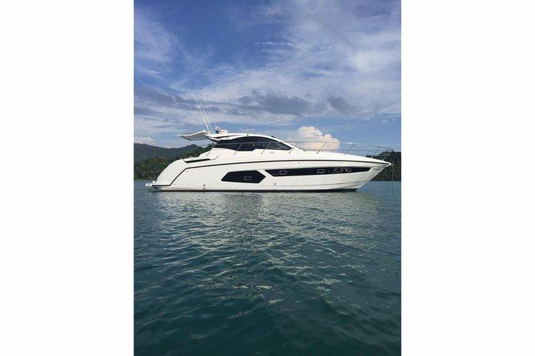 Fine new boat