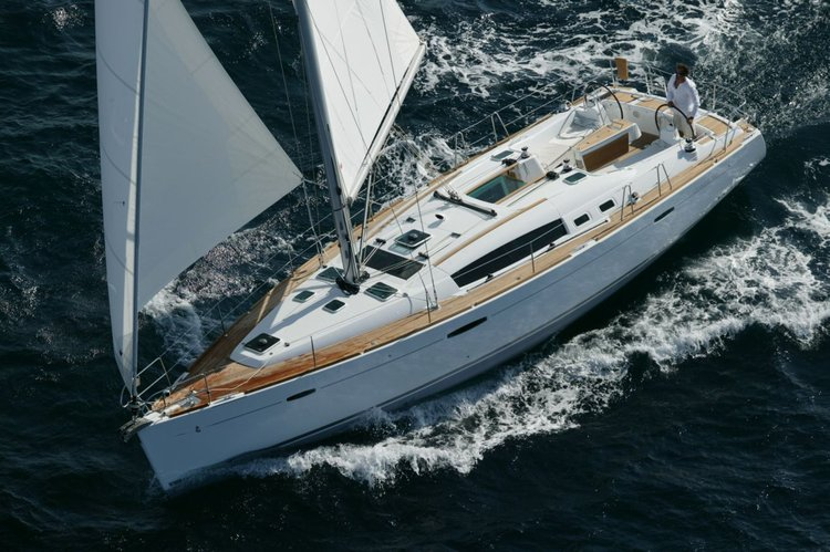 Fresh Smooth and Fast Cruising Yacht available on Tenerife