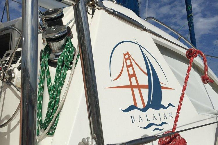 Catamaran boat for rent in Richmond
