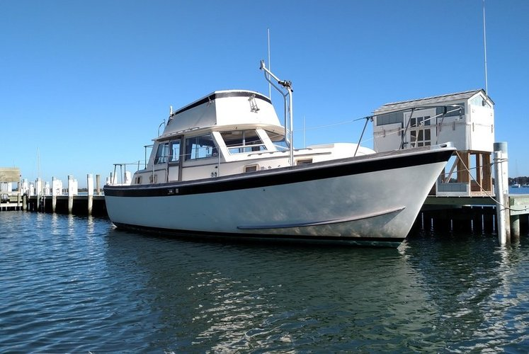 Comfortable and economical cruising