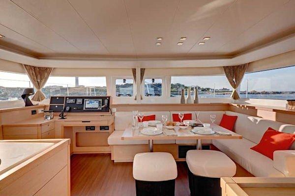 Boat for rent Lagoon 45.0 feet in Road Reef Marina, British Virgin Islands