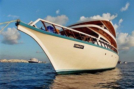 Catamaran boat for rent in Safi