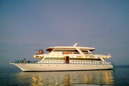 Boating is fun with a Catamaran in Safi