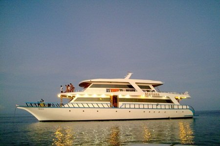 Discover Safi surroundings on this 2013 MONAKA boat