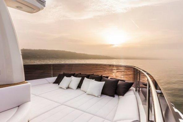 Mega yacht boat rental in Antibes, France