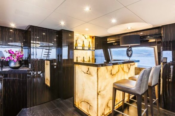 Boating is fun with a Mega yacht in Antibes
