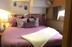 44.0 feet Fountaine Pajot in great shape