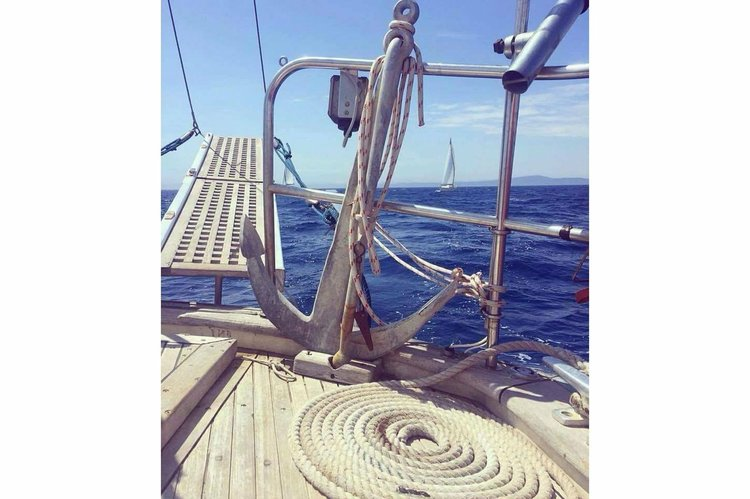 Boat for rent Hallberg Rassy 42.0 feet in Port Marina Baie des Anges, France