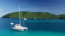 Award-winning 62 ft Sailing Catamaran. Explore the Virgin Islands in Luxury