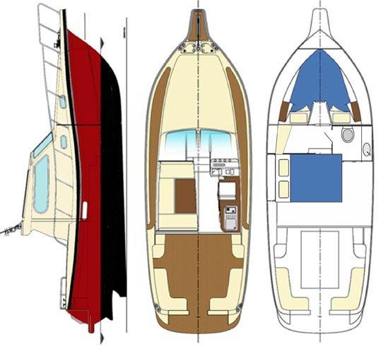 Damor's 32.0 feet in Zadar region