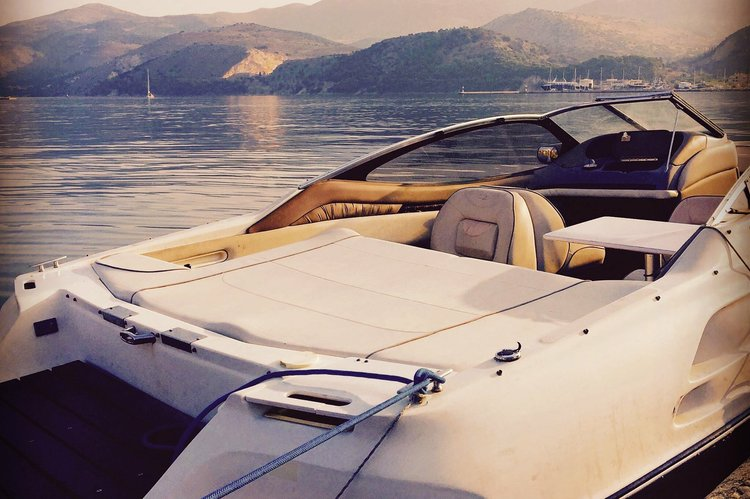 Private boat hire with skipper!