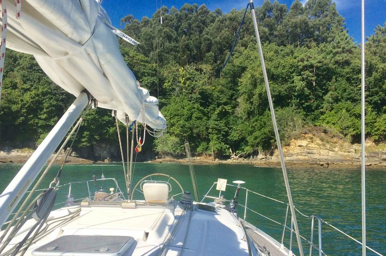 Captained Charter on 12m ITACA