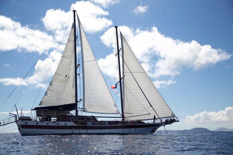 98ft Wooden Sailing Gulet Jubilee
